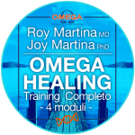 <strong>Omega Healing<sup>®</sup> - Moduli 1, 2, 3 e 4</strong> | Training completo